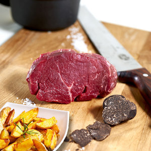 Coffret bio filet de boeuf et ses potatoes